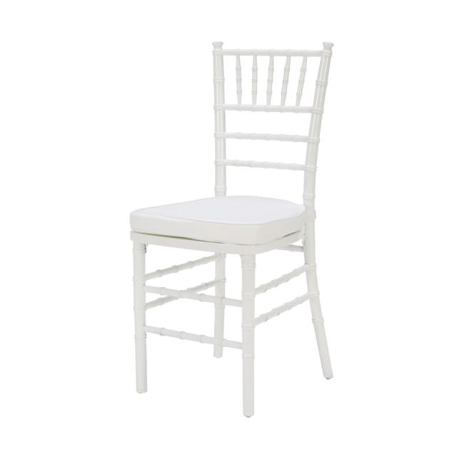 Where to find Chiavari  White Resin in St. Louis