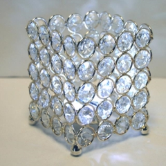 Rental store for Deluxe Diamond Votive Holder in St. Louis MO