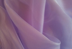 Rental store for Lilac Sheer Drape - 14  Tall in St. Louis MO