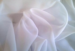 Rental store for White Sheer Drape - 14  Tall in St. Louis MO