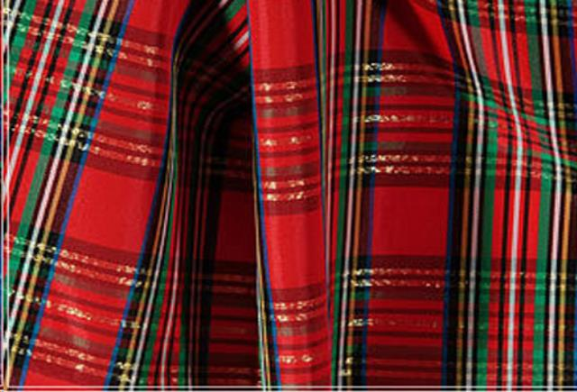 Where to find Red Holiday Plaid in St. Louis