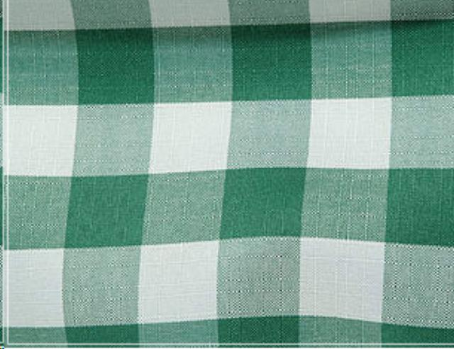 Where to find Green   White Check Polyester in St. Louis