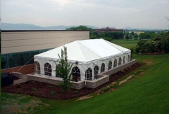Rental store for White Framed Tents 10x - 20x in St. Louis MO