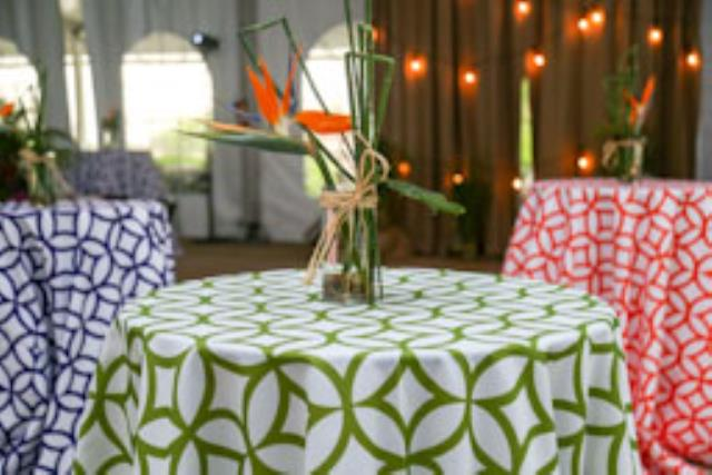 Rent Table Linen + Overlays